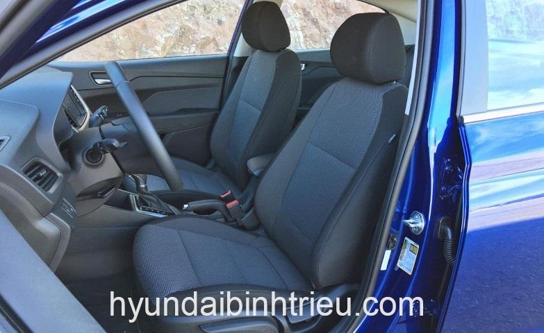 Hyundai Accent Ghe Lai