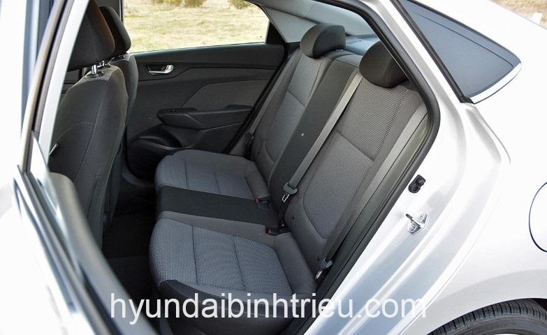 Hyundai Accent Ghe Sau
