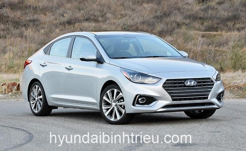 Hyundai Accent Luoi Tan Nhiet