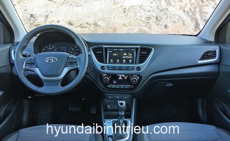 Hyundai Accent Noi That
