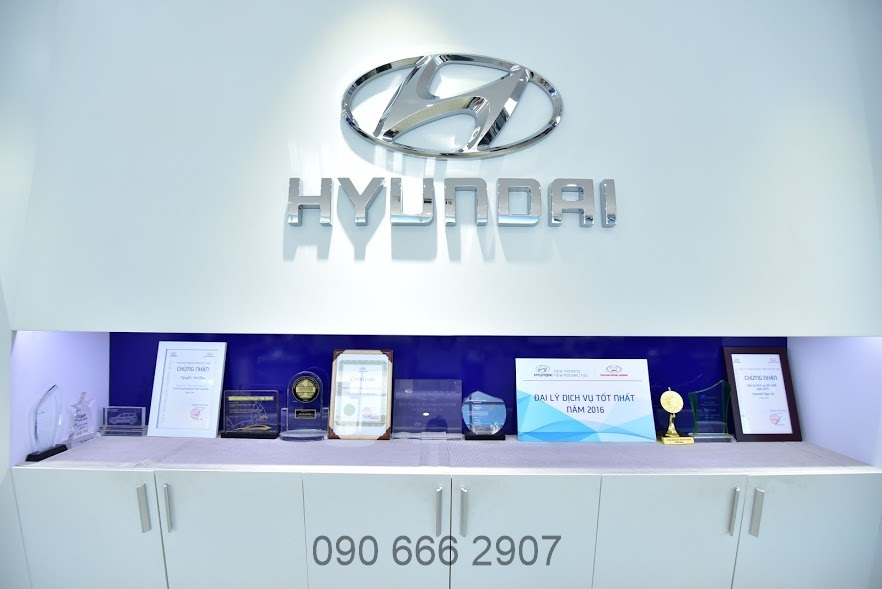 Hyundai Binh Trieu Cup Doanh Nhan