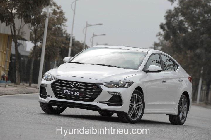 Hyundai Binh Trieu Elantra Sport