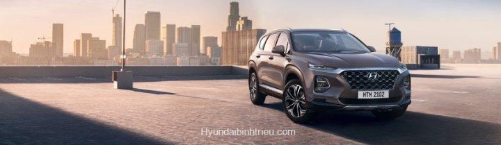Hyundai Binh Trieu Santafe
