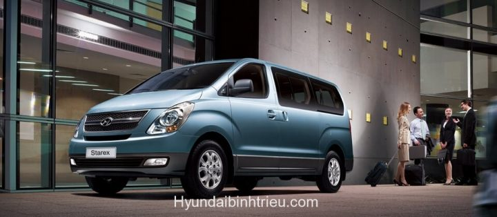 Hyundai Binh Trieu Starex