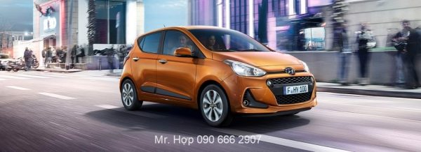 Hyundai Grand i10 Tang Toc