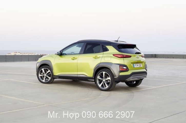 Hyundai Kona The Thao