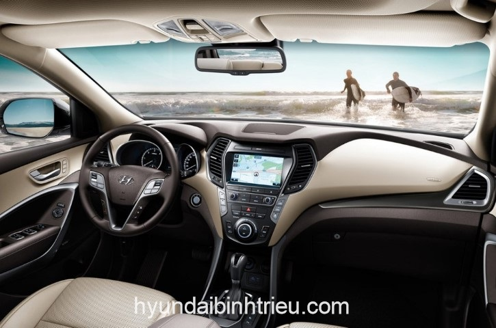 Hyundai Santafe Noi That