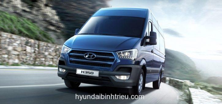 Hyundai Solati Xe Xanh
