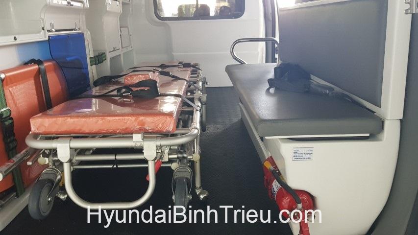 Hyundai Starex Cuu Thuong 2019 Cang Chinh