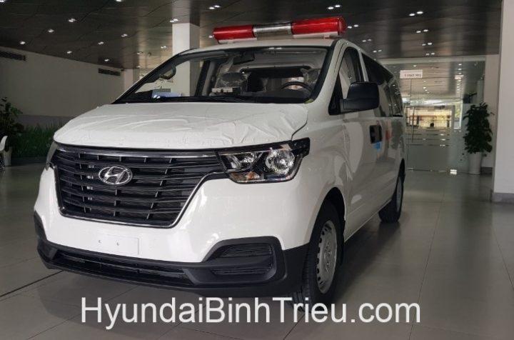 Hyundai Starex Cuu Thuong 2019 Tong Quan