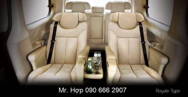 Hyundai Starex Hang Ghe