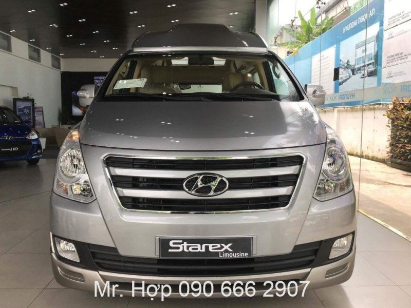 Hyundai Starex Limousine Dau Xe