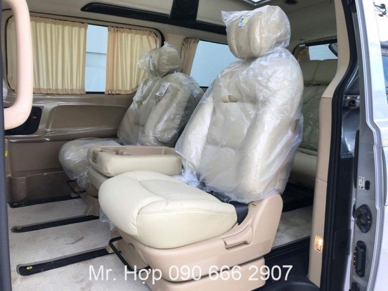 Hyundai Starex Limousine Hang Ghe
