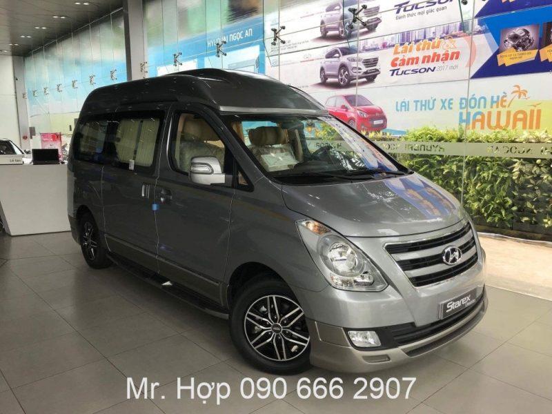 Giá xe Hyundai Starex Limousine 2019 nhập khẩu khuyến mãi