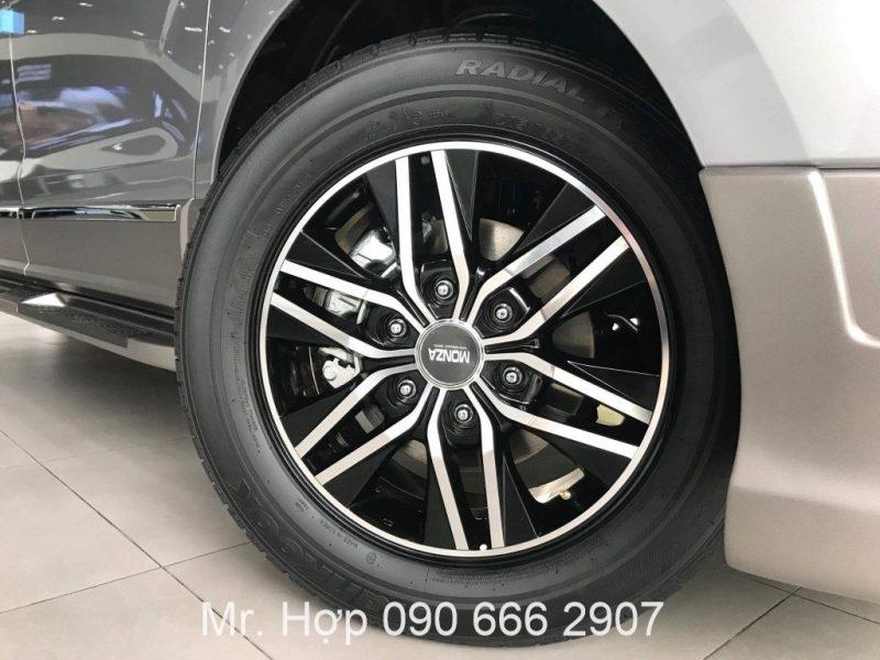 Hyundai Starex Limousine La Zang