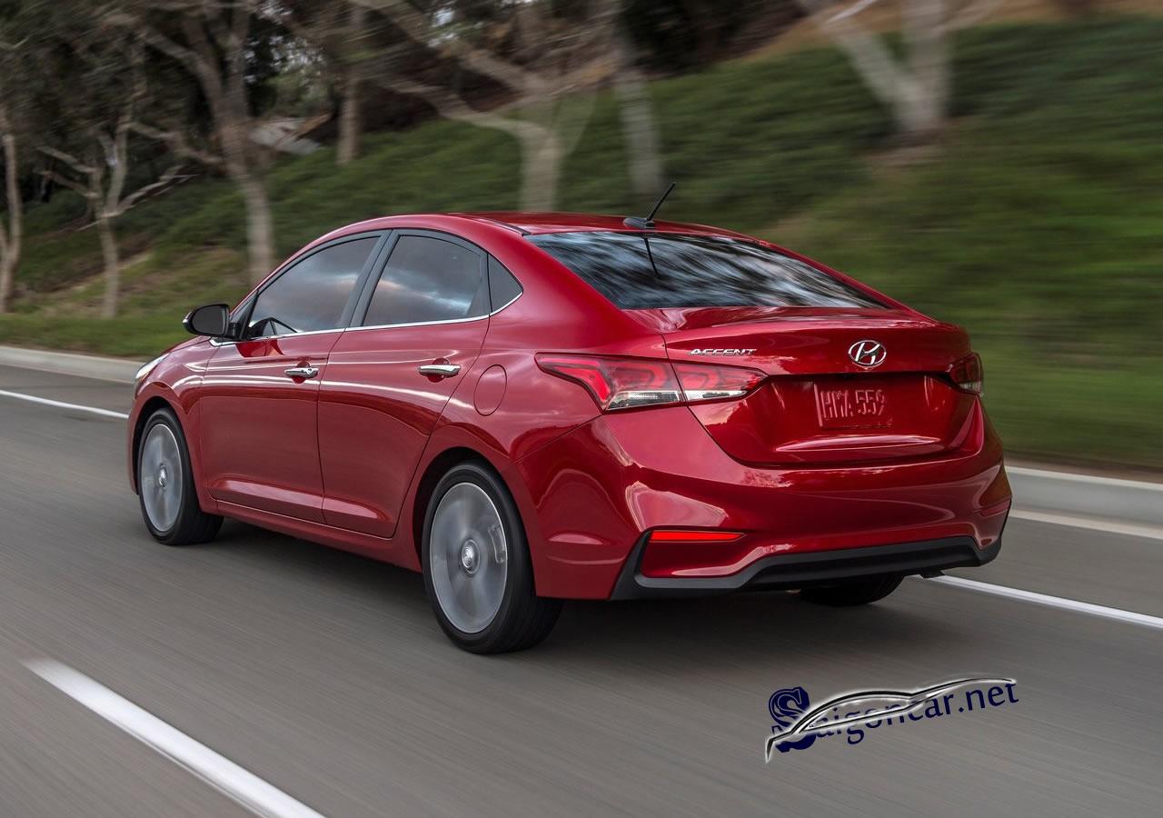 Khả năng vận hàng vượt trội của Hyundai Accent 2019