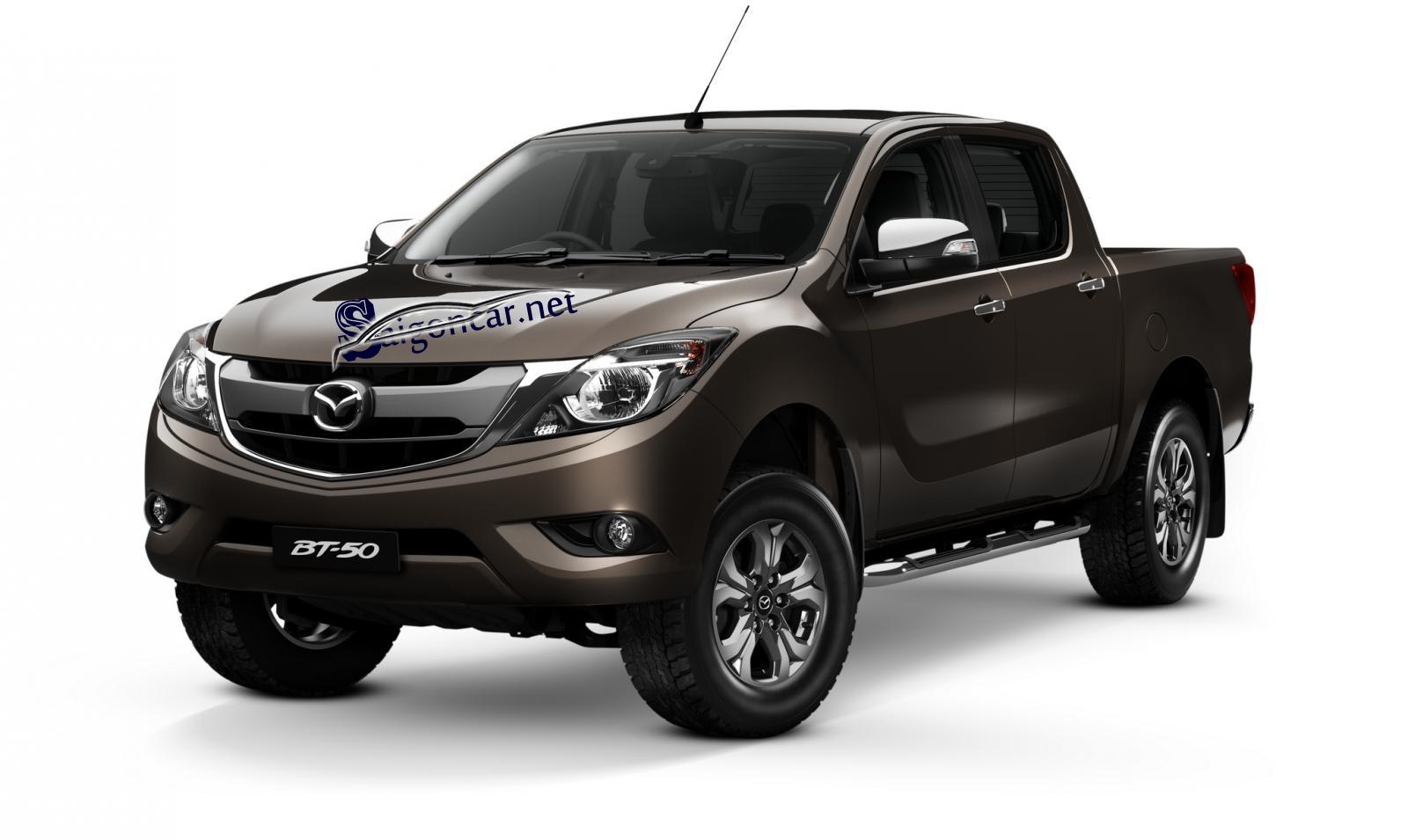 Đánh giá Mazda BT50 2019