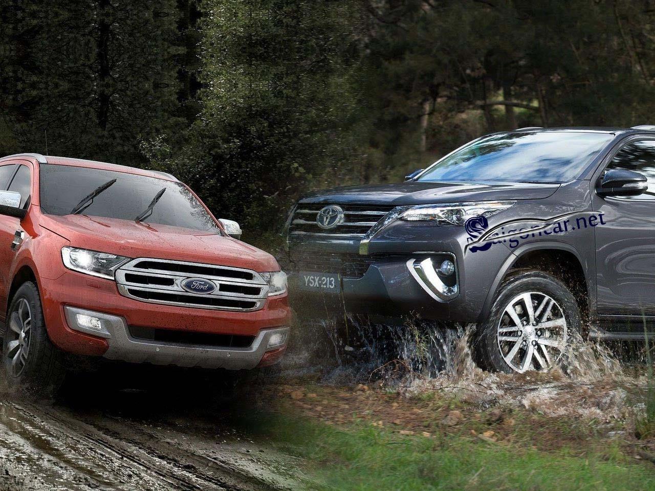 Khả năng vận hành Ford Everest 2019