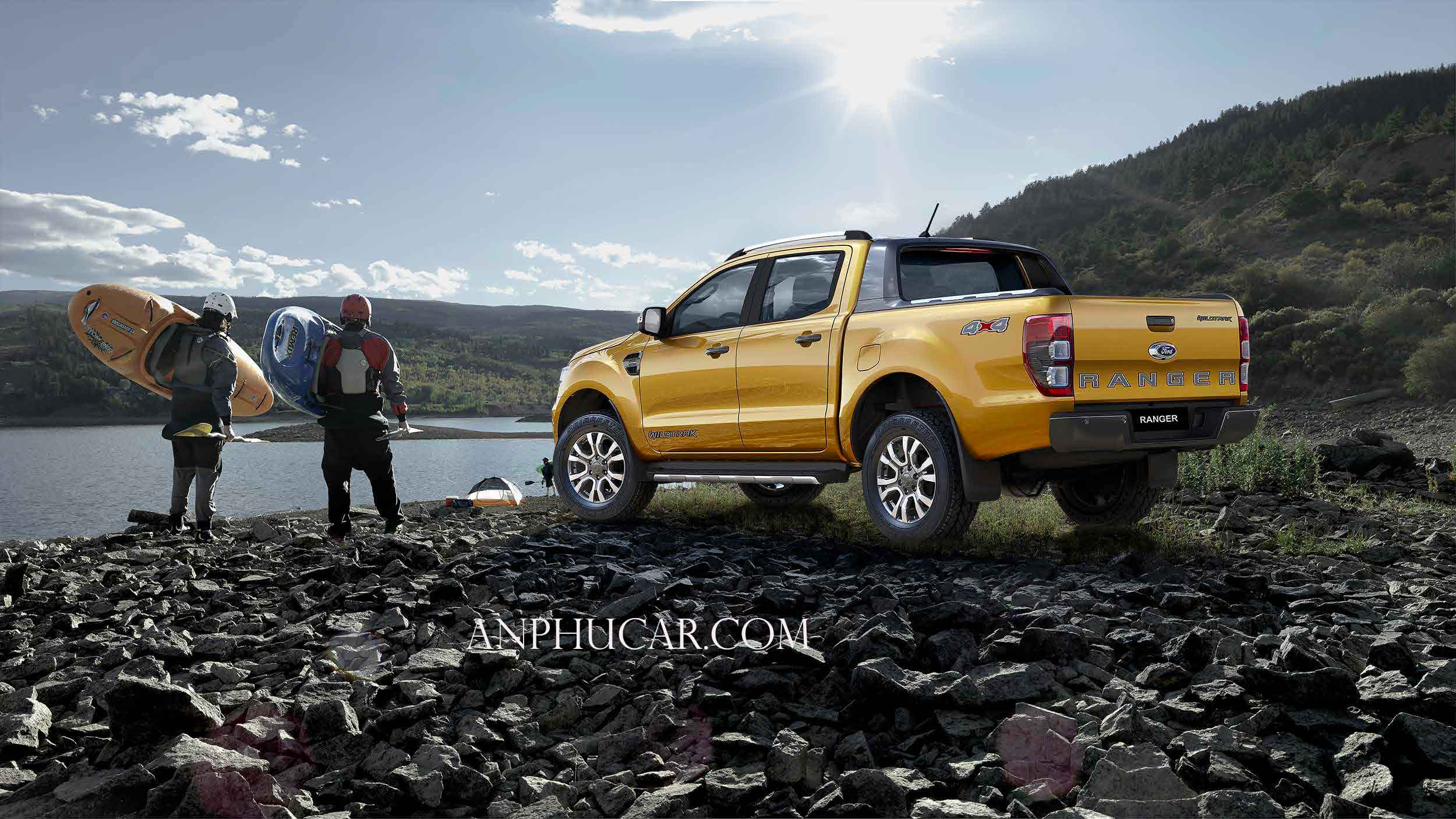 Khả năng vận hành ford ranger wildtrak single turbo