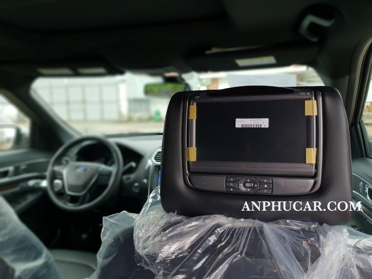 Nội thất Ford Explprer 2019
