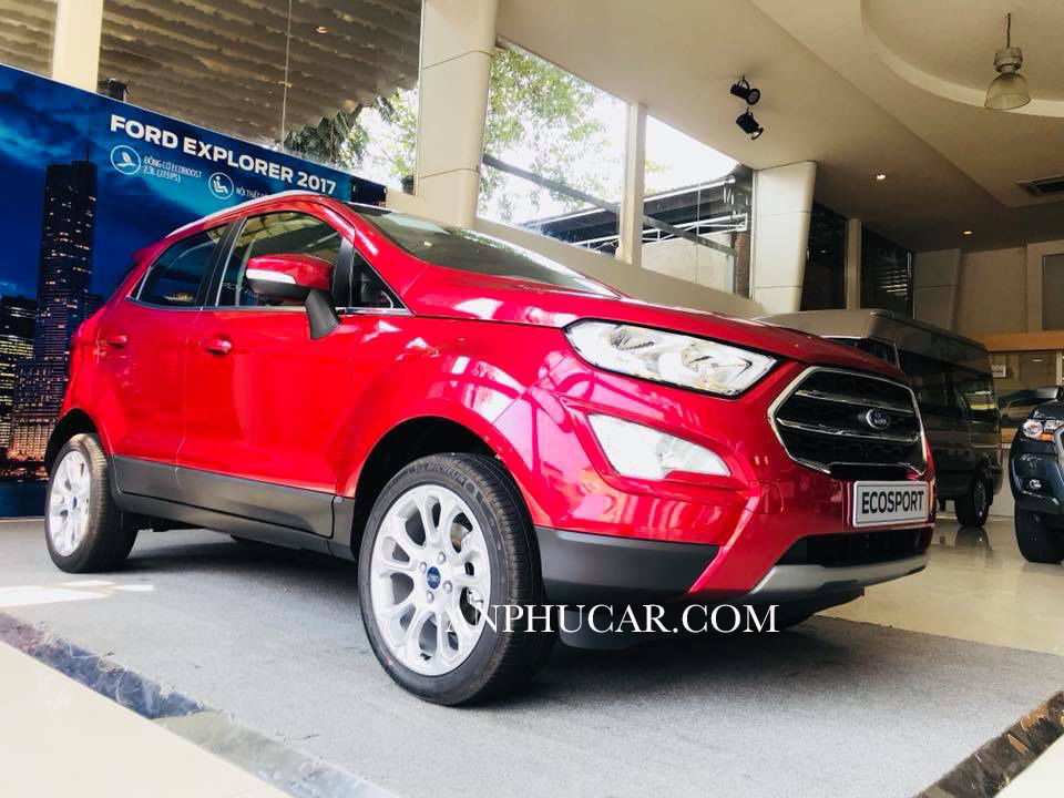 Ngoại thất Ford Ecosport 2019