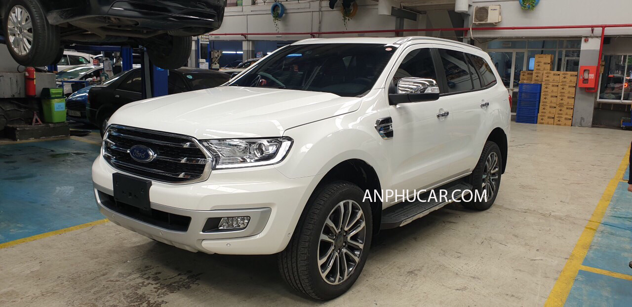 dau xe ford everest 2019 moi