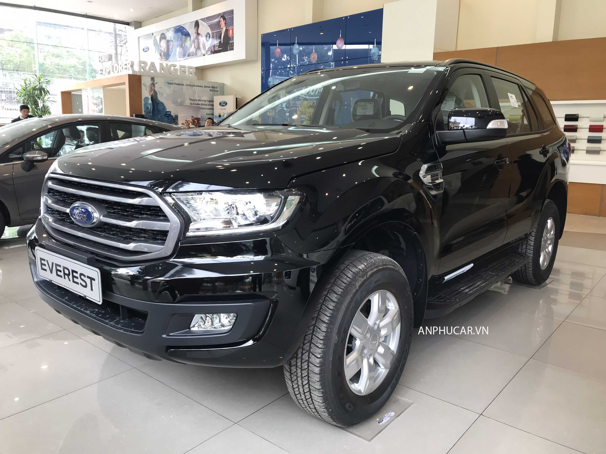 ford everest ambient 2019