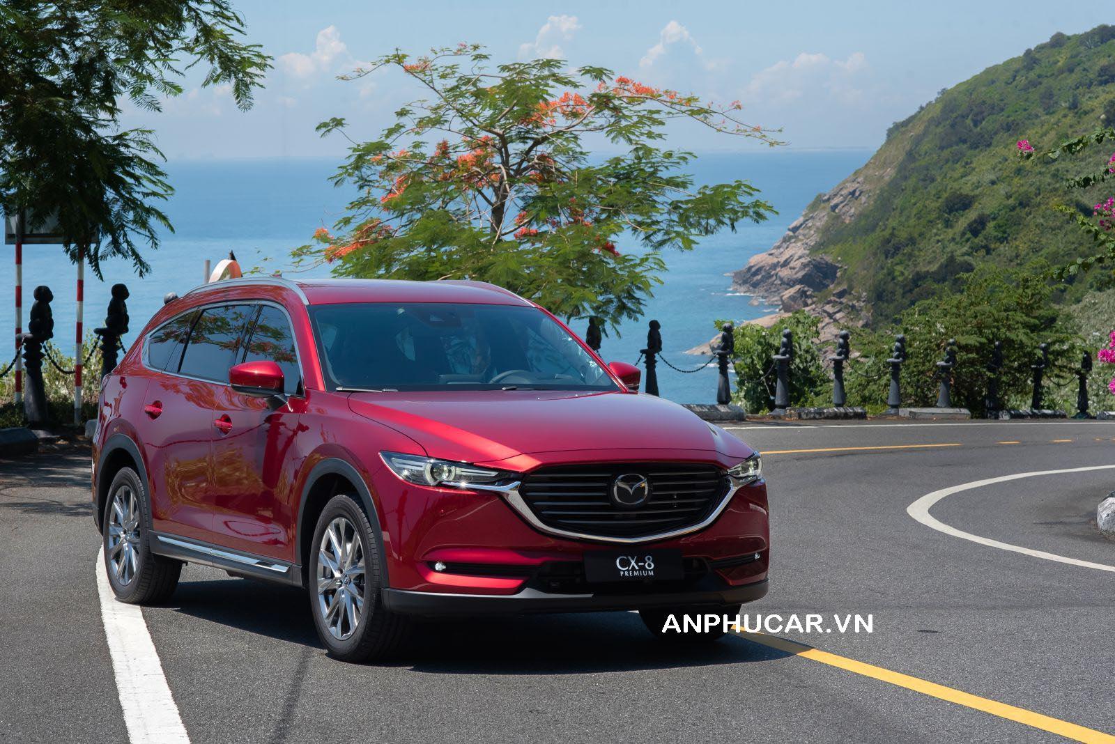 So sánh xe Mazda CX-8 2019