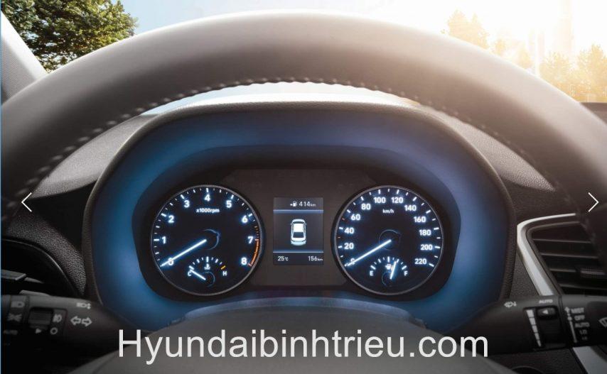 Hyundai Binh Trieu Khuyen Mai Accent Noi That