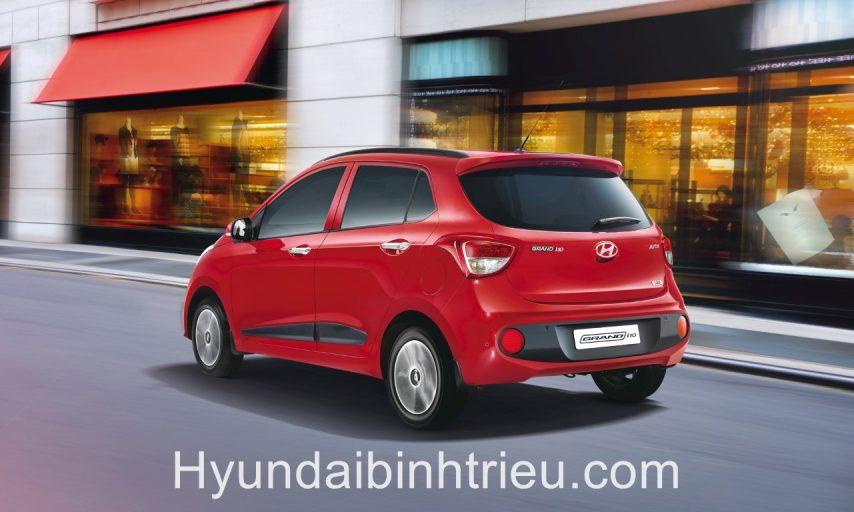 Hyundai Binh Trieu Khuyen Mai I10