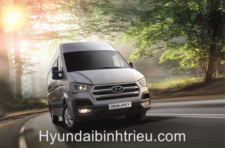 Hyundai Binh Trieu Khuyen Mai Solati