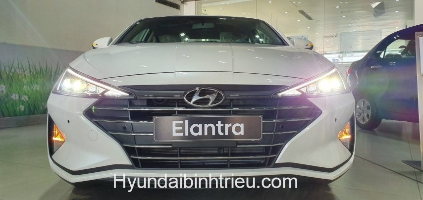 Hyundai Elantra 2020 Dau Xe