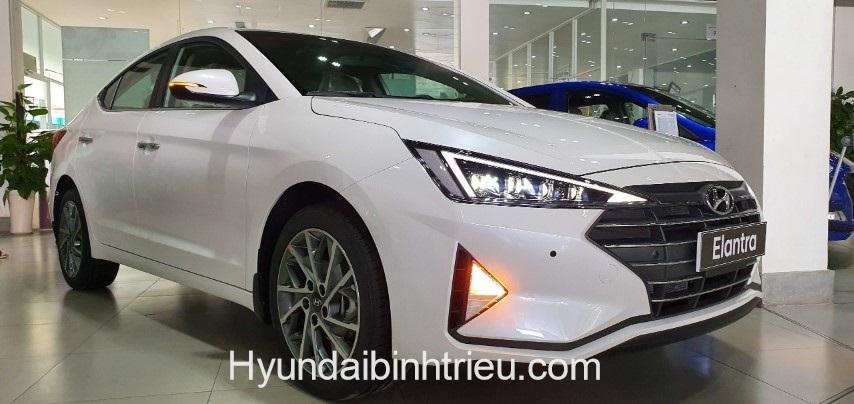 Hyundai Elantra 2020 Tong Quan