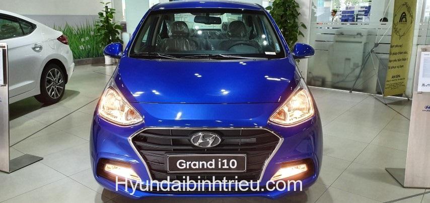 Hyundai I10 2020 Dau Xe
