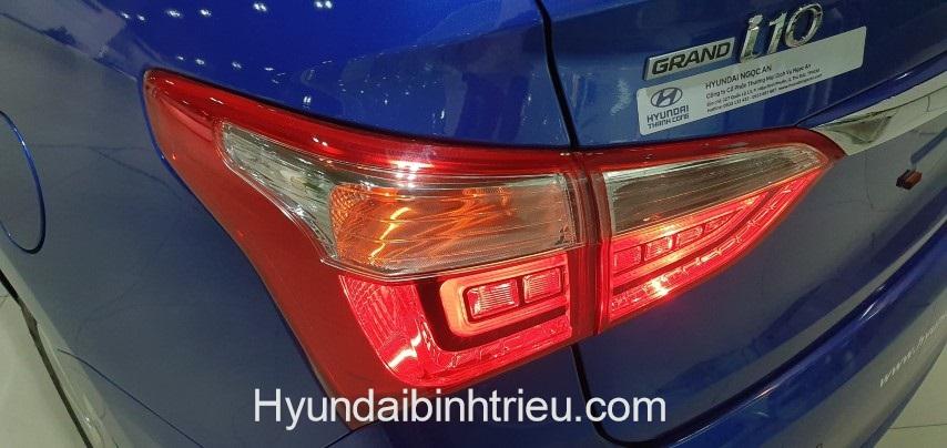Hyundai I10 2020 Den Hau