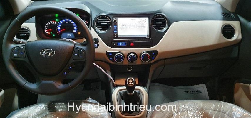 Hyundai I10 2020 Noi That