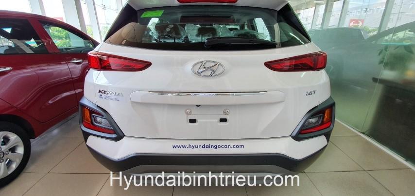 Hyundai Kona 2020 Duoi Xe
