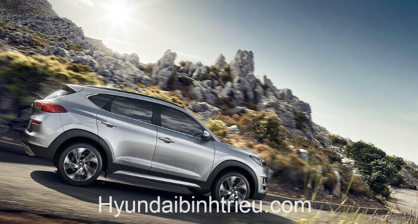 Hyundai Tucson 2020 Dong Co Turbo