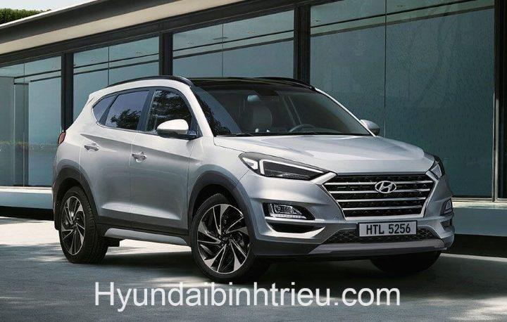 Hyundai Tucson 2020 Mau Bac