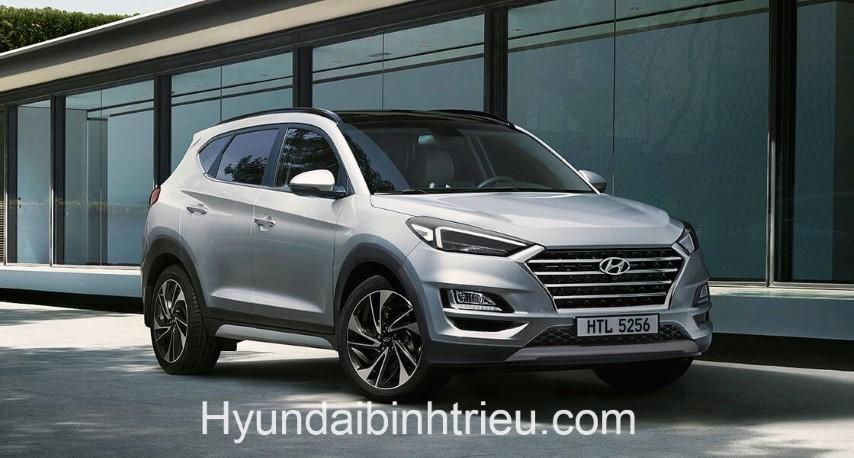 Hyundai Tucson 2020 giá xe 5 chỗ khuyến mãi Hấp dẫn