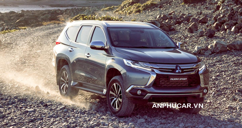 Khả năng vận hành Mitsubishi Pajero Sport 2020