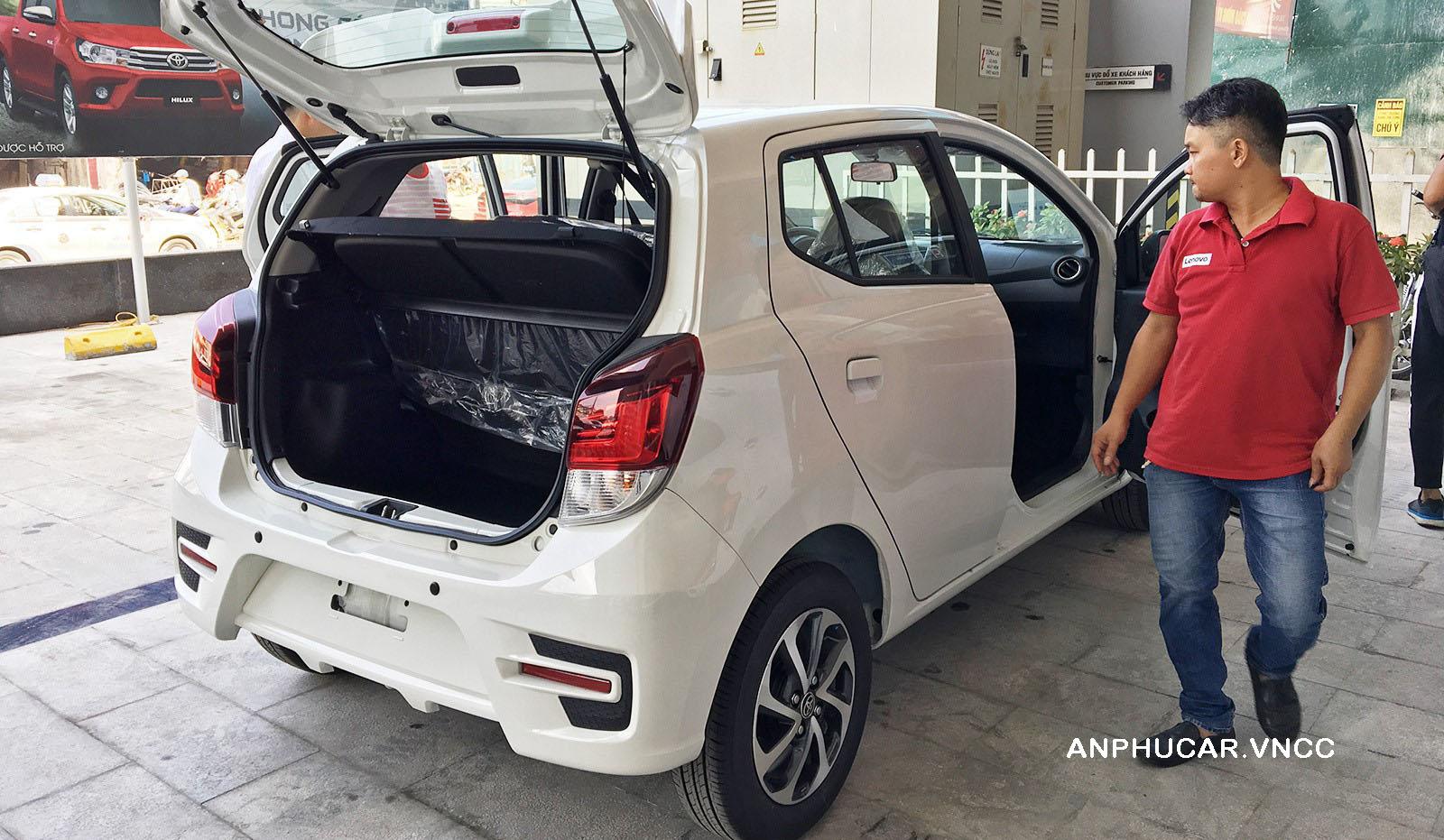 Đánh giá xe Toyota Wigo 2020