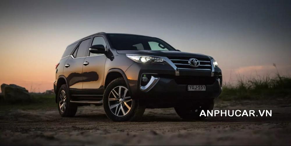 Toyota Fortuner 2020 thế hệ xe mới dẫn đầu phân khúc