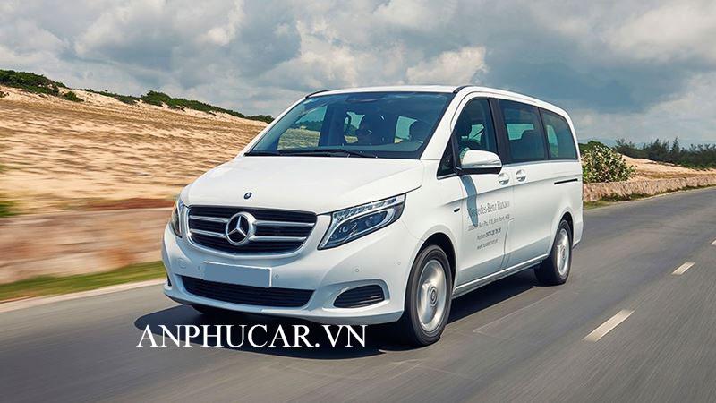 Giá lăn bánh Mercedes V250 Avantgarde 2020
