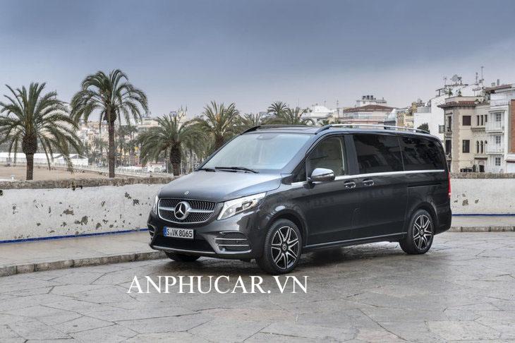 Mercedes V250 Avantgarde 2020 vận hành mạnh mẽ