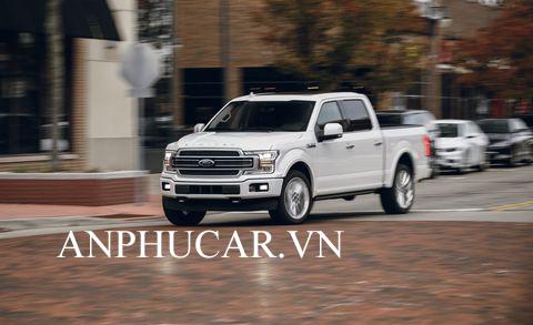 Đánh giá xe bán tải Ford F-150 2020 Limited nhập khẩu
