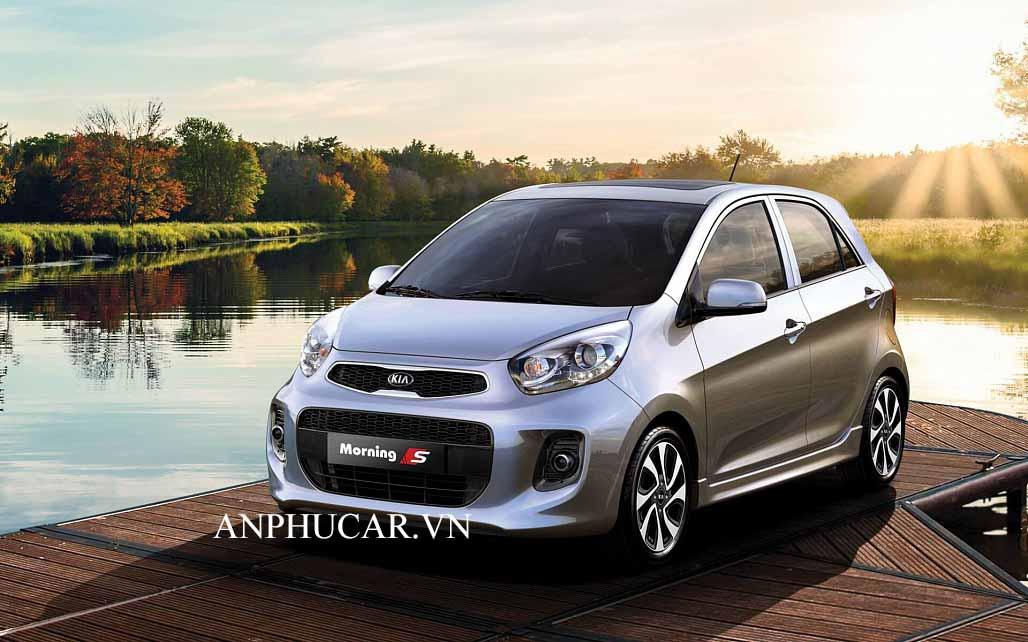 Khuyến mãi mua xe Kia Morning S 2020