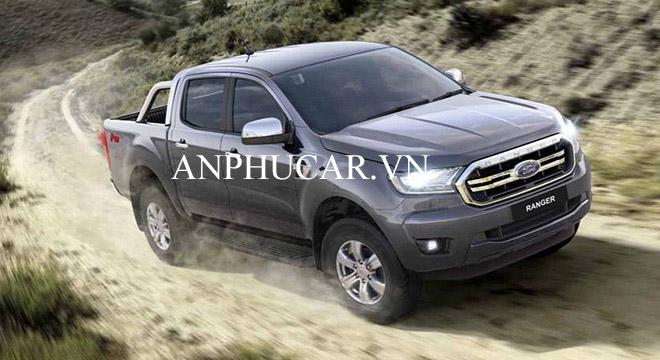 Giá lăn bánh Ford Ranger XLS 2020