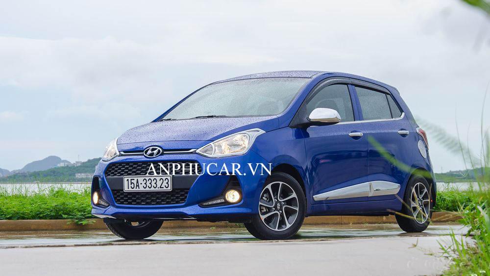 Hyundai I10 2020 mẫu xe bán chạy nhất trên thị trường hiện nay