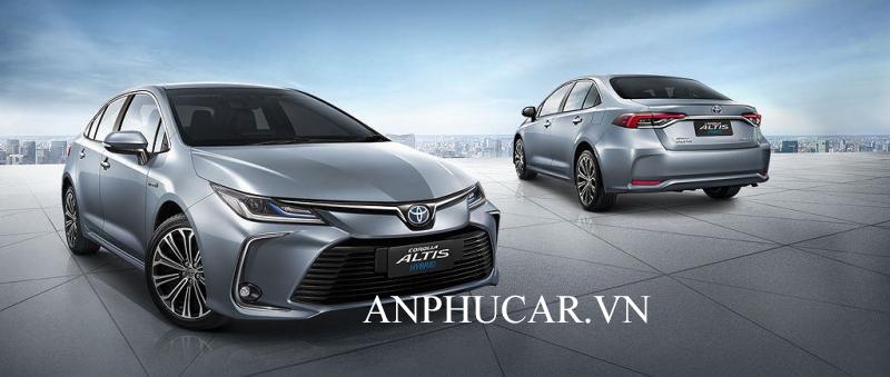 Khuyến mãi Toyota Corolla Altis 2020